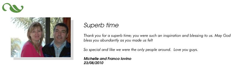 Michelle & Franco Lovino